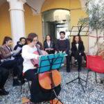 Chiostri violoncello Agrario Albenga