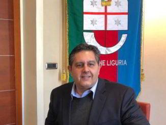 Giovanni Toti - stemma Liguria
