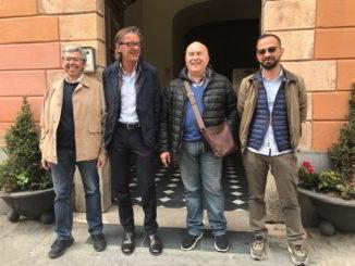 I quattro candidati sindaco ad Albenga 2019