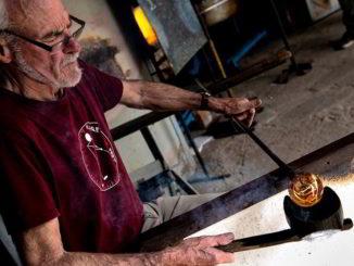 Jean Marie Bertaina protagonista Altare Glass Fest