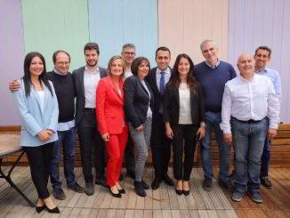 M5S Incontro Di Maio e candidati Amministrative ed Europee 2019