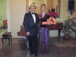 Maria Catharina Smits e Fulvio Bianchi