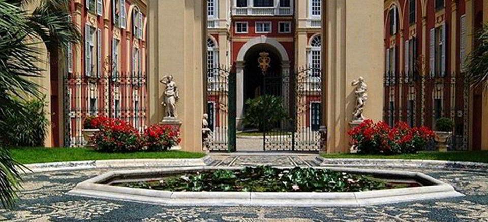 Palazzo Reale a Genova