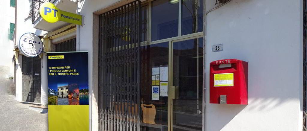 Ufficio postale di Tovo San Giacomo