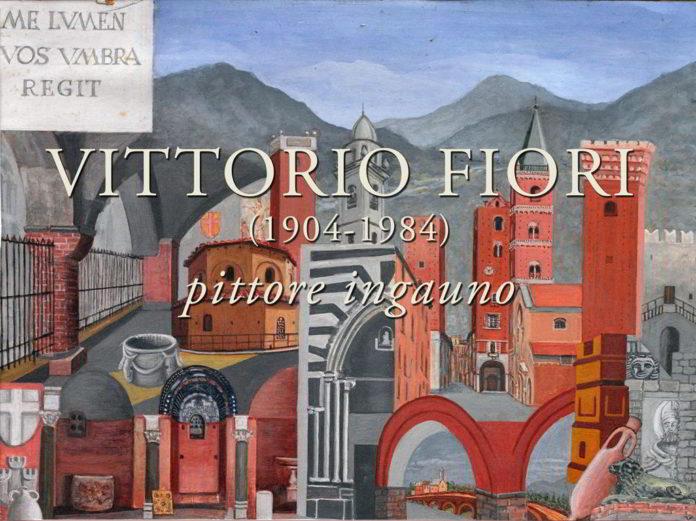 Vittorio Fiori pittore ingauno
