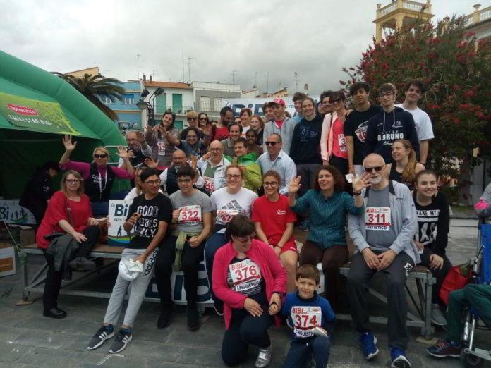 foto alunni Corsa dei Corsi