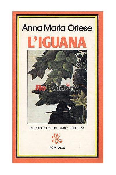 l iguana anna maria ortese
