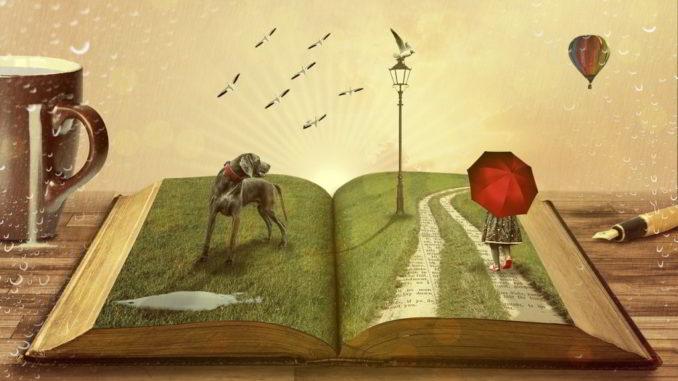 libri paesaggio
