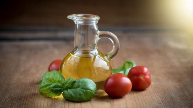 olio e basilico