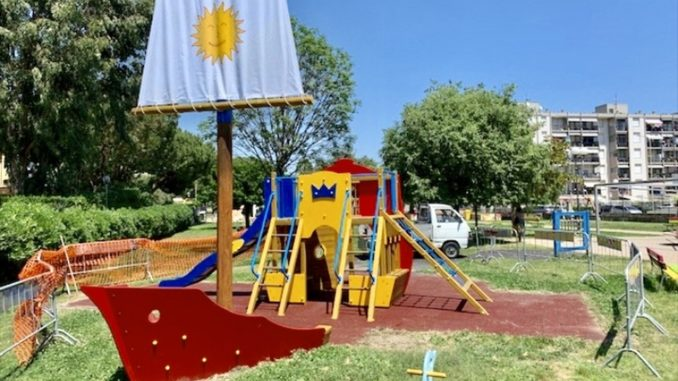 Parco Peter Pan ad Albenga