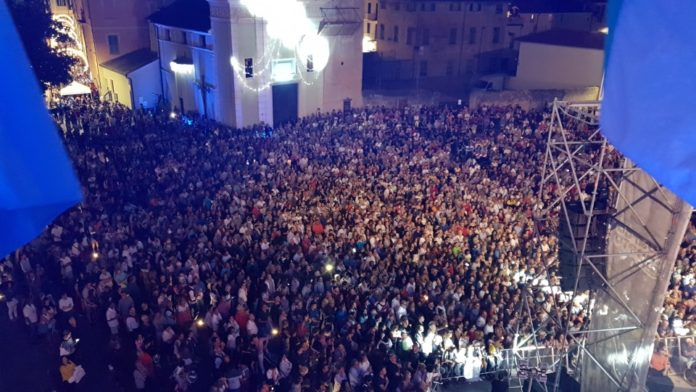 18 Notte Bianca a Loano concerto Edoardo Bennato 2019