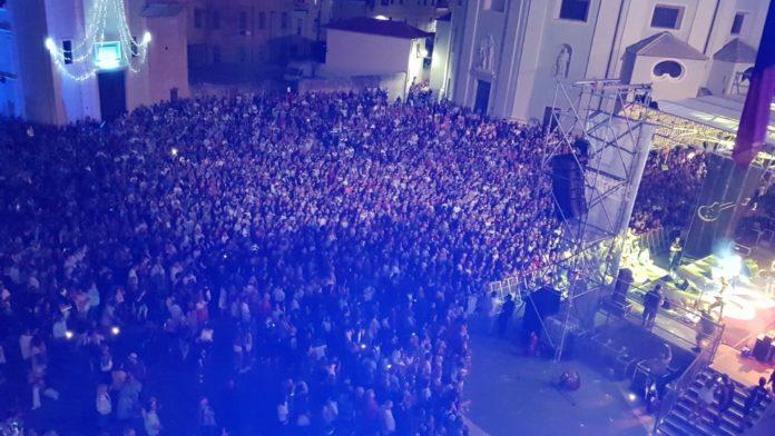 22 Notte Bianca a Loano concerto Edoardo Bennato 2019