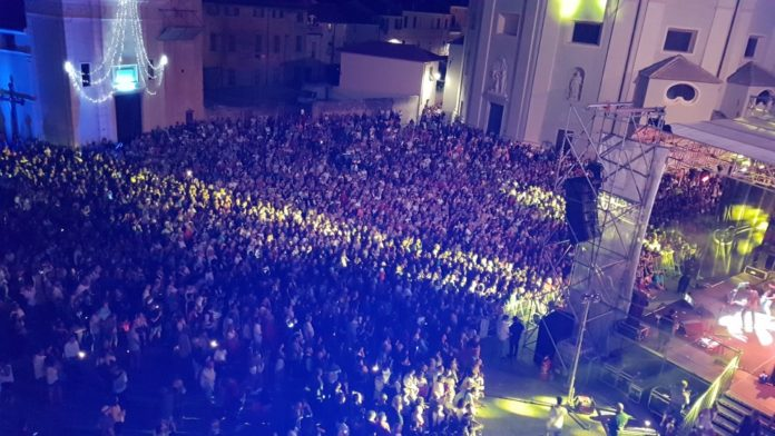 23 Notte Bianca a Loano concerto Edoardo Bennato 2019