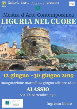 Liguria nel cuore mostra