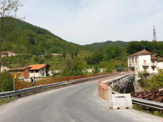 Ponte Acquafredda SP51 Bormida di Millesimo
