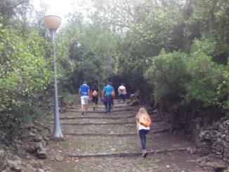 Sui sentieri di Andora
