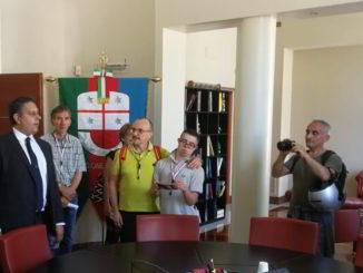 Visita Palazzo della Regione Liguria Toti