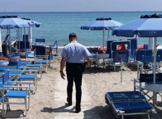 agenti spiaggia ceriale 4