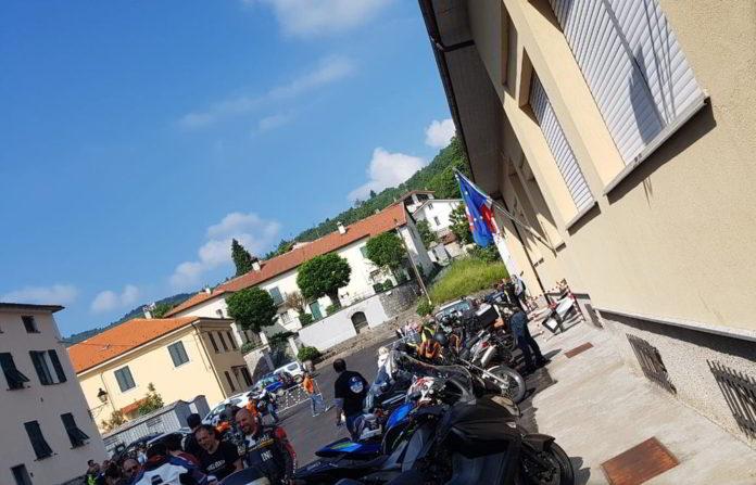 bikers a Bormida
