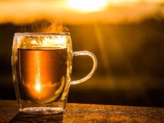 una tazza al sole