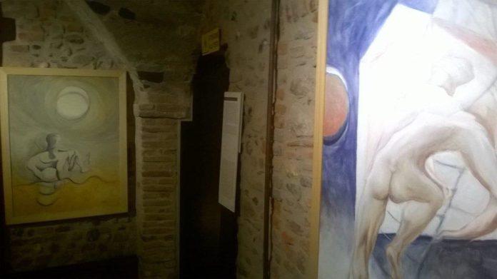 02 mostra di Arnaldo Fontana al Museo Sommariva