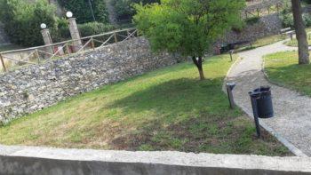 03 Cura del verde di Villa Fiske Alassio