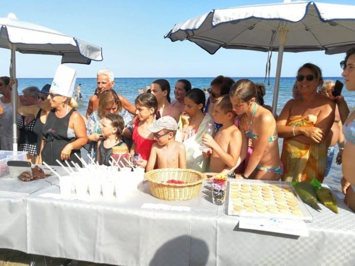 04 Scuola di cucina sotto l'ombrellone Alassio