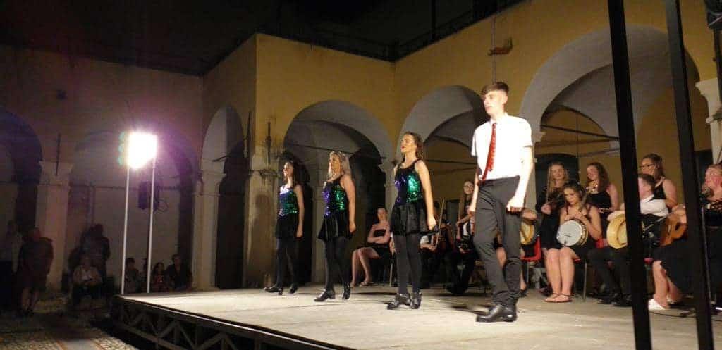 05 musica e danze irlandesi a San Bernadino in Albenga