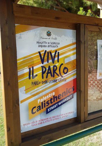 06 Vivere il parco a Loano