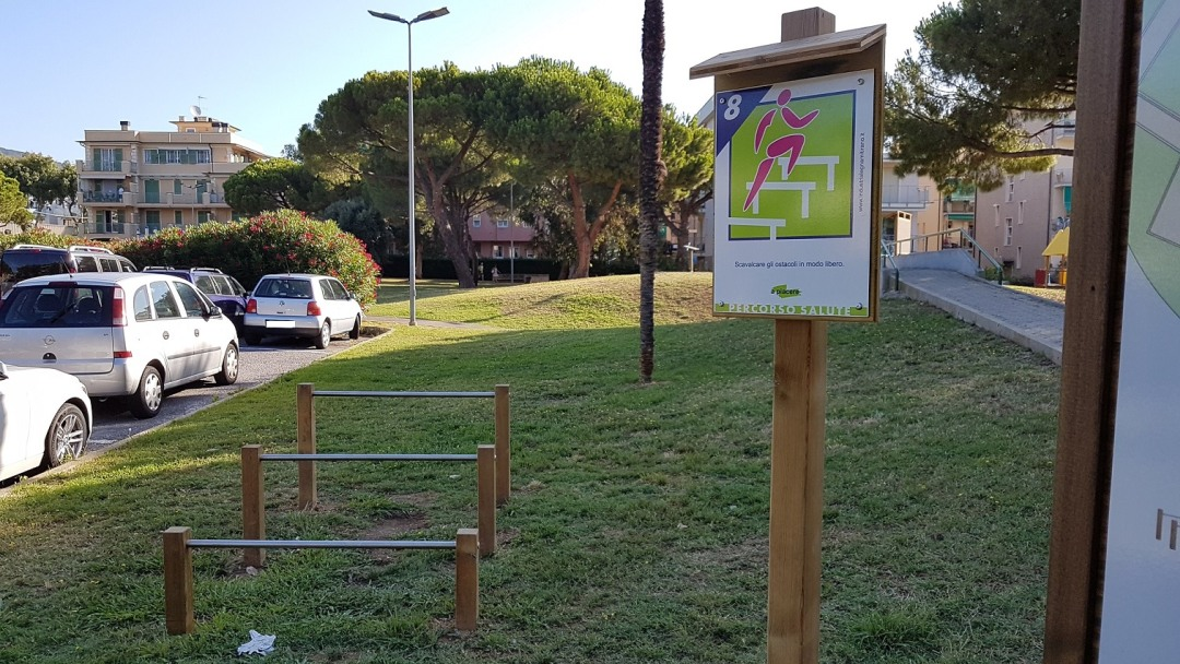 07 Vivere il parco a Loano