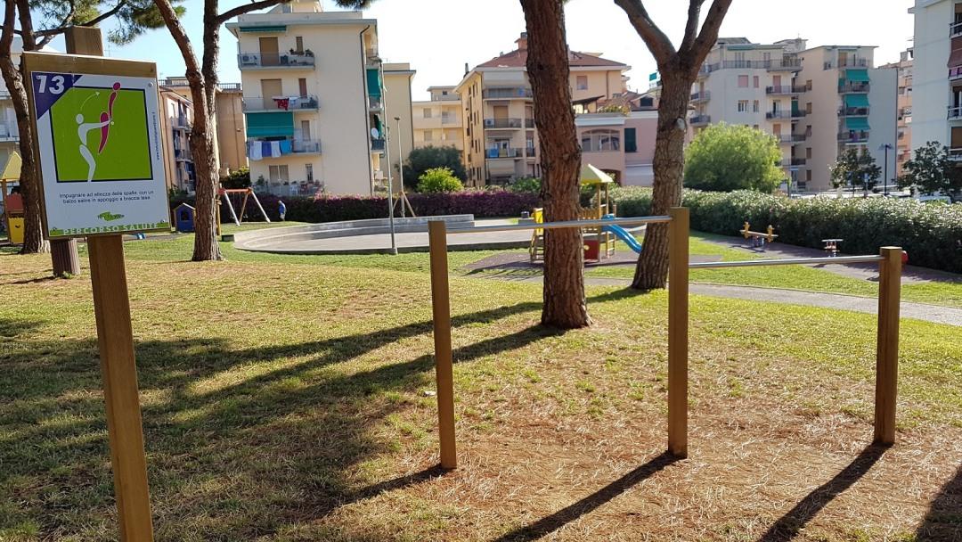09 Vivere il parco a Loano