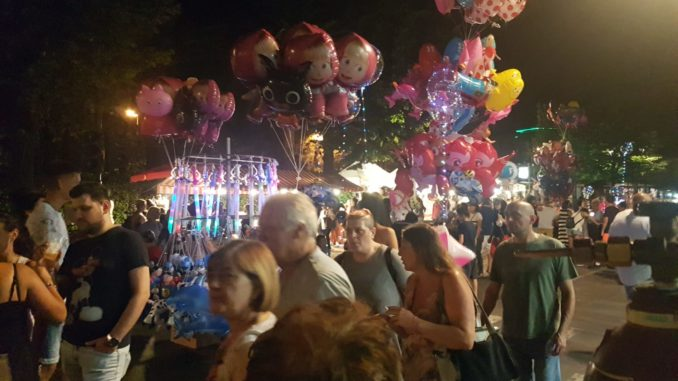 Albenga 2 luglio festa Pontelungo