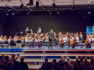 Exeter School Orchestra and Choir
