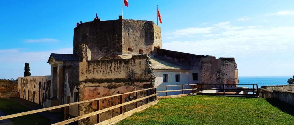 Finale Ligure - Fortezza di Castelfranco