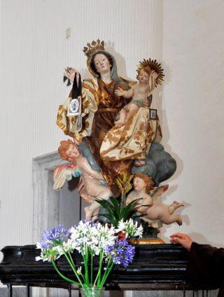 Maria Vergine Carmelo