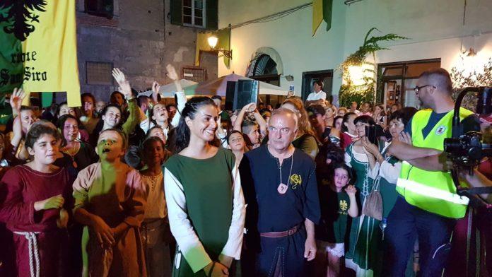 Palio storico di Albenga serata conclusiva 10