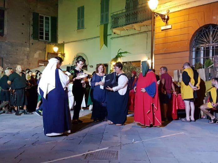 Palio storico di Albenga serata conclusiva 14