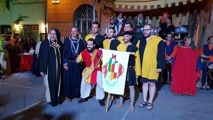 Palio storico di Albenga serata conclusiva 15
