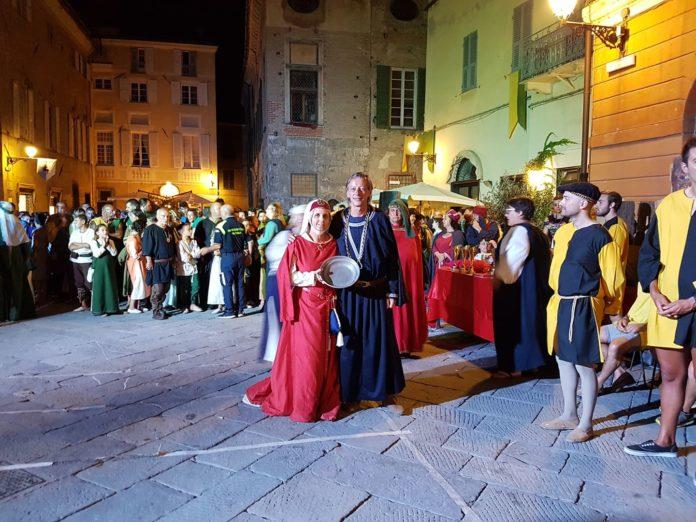 Palio storico di Albenga serata conclusiva 16