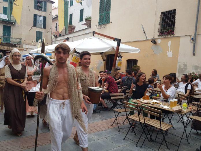 Palio storico di Albenga serata conclusiva 17