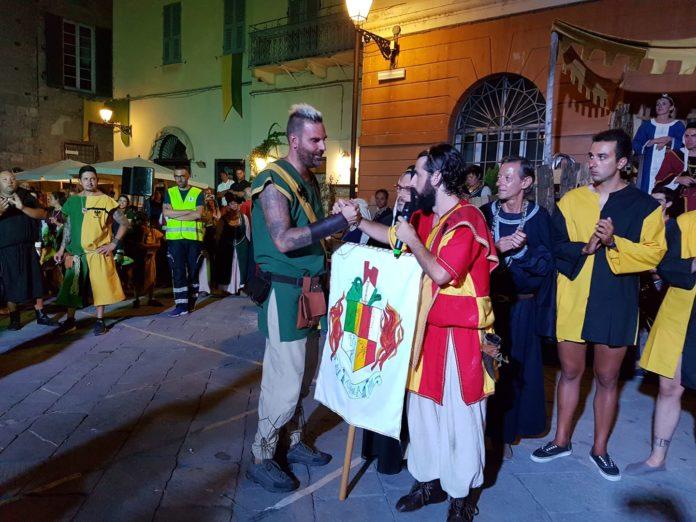 Palio storico di Albenga serata conclusiva 18