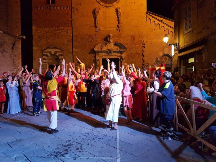 Palio storico di Albenga serata conclusiva 19