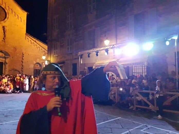 Palio storico di Albenga serata conclusiva 2