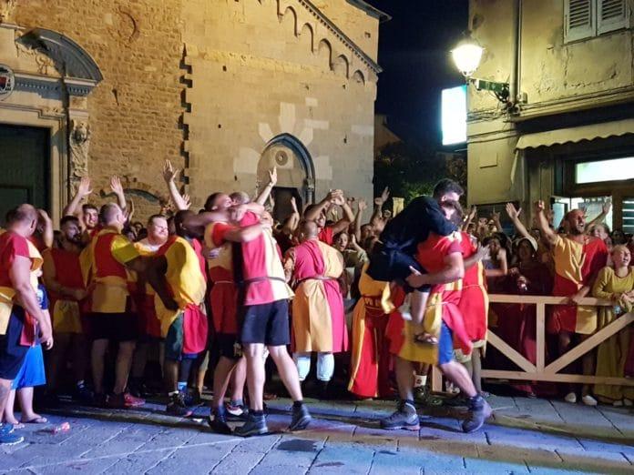 Palio storico di Albenga serata conclusiva 20