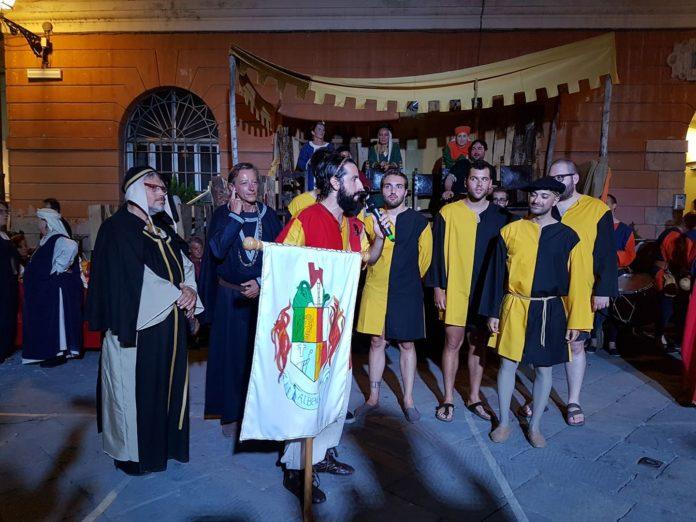 Palio storico di Albenga serata conclusiva 21