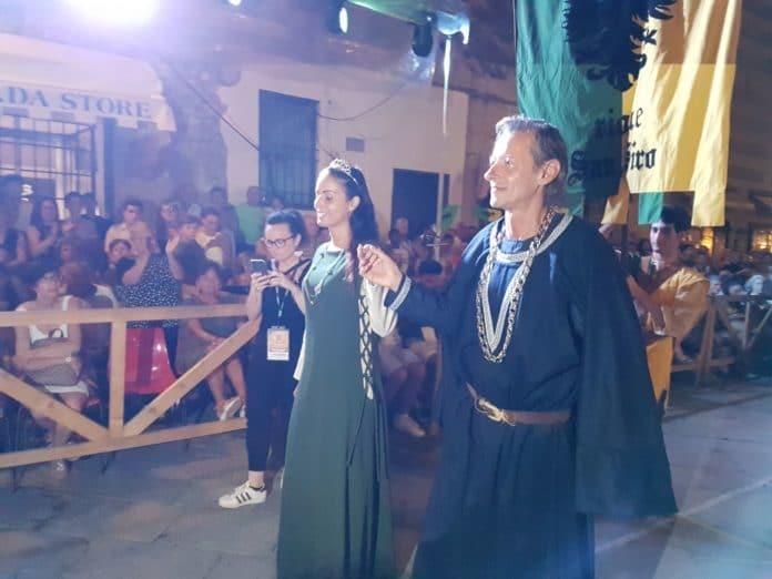 Palio storico di Albenga serata conclusiva 22