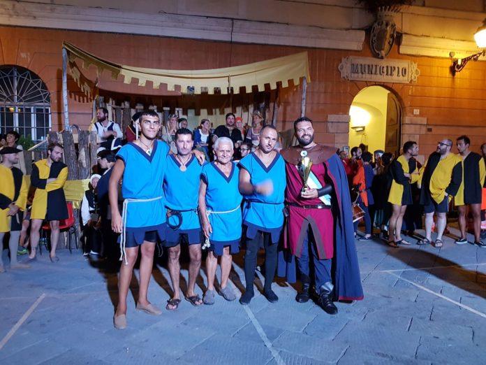 Palio storico di Albenga serata conclusiva 24