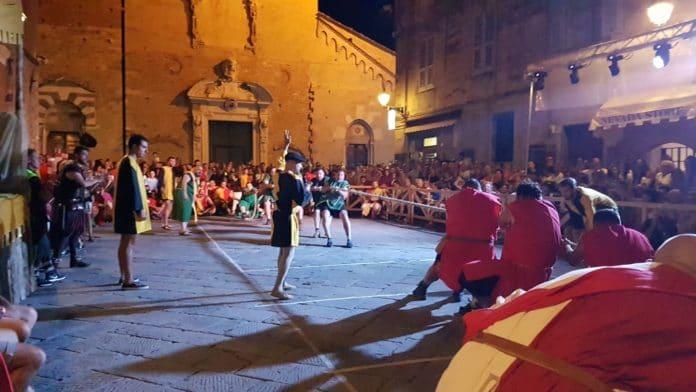 Palio storico di Albenga serata conclusiva 25