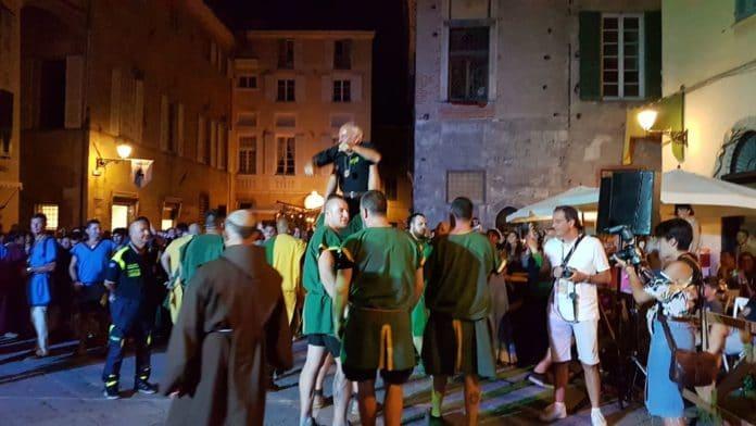 Palio storico di Albenga serata conclusiva 26