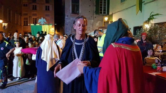 Palio storico di Albenga serata conclusiva 27